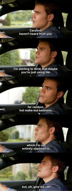 The Vampire Diaries TVD 7X02 - Stefan