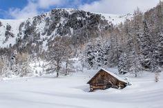 Drei-Seen-Wanderung: Wintertraum auf der Turracher Höhe