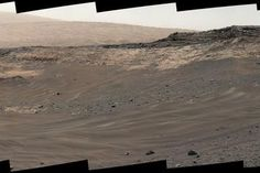 Slippery Slopes on Mars Send Curiosity Rover on Detour Rough Terrain Ahead of Curiosity Rover May 23rd, 2015 The Curiosity team mapped out a new route to some interesting rocks using images captured by Curiosity and NASA's Mars Reconnaissance Orbiter, which has been circling the Red Planet since 2006.