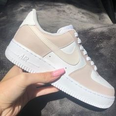 Nike Shoes   Brown Color Block Air Force Ones   Poshmark Dr Shoes, Swag Shoes, Hype Shoes, Me Too Shoes, Brown Nike Shoes, Cute Nike Shoes, Jordan Shoes Girls, Girls Shoes, Mode Converse