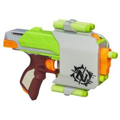 Nerf Zombie Strike Side Strike Blaster
