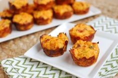 Jalapeno Cheddar Sweet Potato Puffs from @The Lean Green Bean  -- yum!