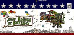 Artist:  Jefferson Airplane  Title:  After Bathing at Baxter's