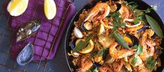 EASY PORTUGUESE PAELLA - Food Lovers Market