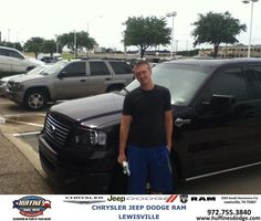 #HappyBirthday to Joel Day from Joe Koubek at Huffines Chrysler Jeep Dodge Ram Lewisville!