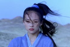 Zhang Ziyi in Hero (Zhang Yimou, 2002)