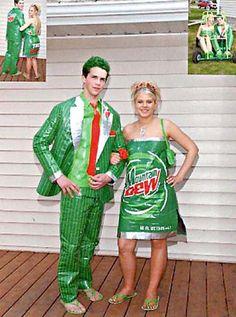 Bizarre Prom Dresses-10
