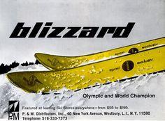 SKIING Dec 1967 - Blizzard - pugski Ski Ski, Alpine Skiing, Ski Store, Vintage Ski Posters, Ski Equipment, Ski Gear, Kayaking, Exploring, Retro Vintage