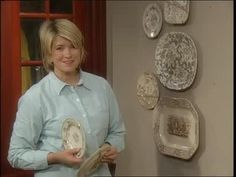 How to Hang Decorative Plates  sc 1 st  Pinterest & Hanging decorative plates on the wall without unsightly plate hooks ...