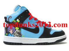 timeless design 39e20 fb98b Sale ST Zo Haruhi Women Custom Nike Dunk High Top on the Internet Nike Dunks ,