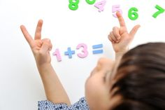 Touch Math: Teach Your Child How to Add and Subtract with No Fingers Touch Math, Daily Encouragement, Daily Devotional, Math Resources, Math Activities, Waldorf Math, Math Charts, Learn To Count, School Boy