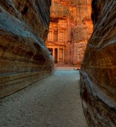 Ancient City of Petra - Jordan