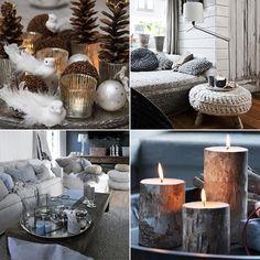 Nu de winter voor de deur staat is het tijd om het binnen lekker warm en gezellig(er) te maken. Op Welke.nl vonden we een aantal inspirerende foto's zodat je volop ideeën op kunt doen. Zo wordt het deze winter nóg gezelliger bij jou thuis!
