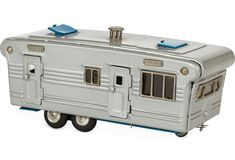 Vintage Toy Trailer on One Kings Lane today