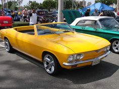 corvair | Chevrolet Custom Corvair Convertible | Flickr - Photo Sharing!