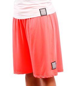 5Ultimate - Blazing Salmon hydro shorts