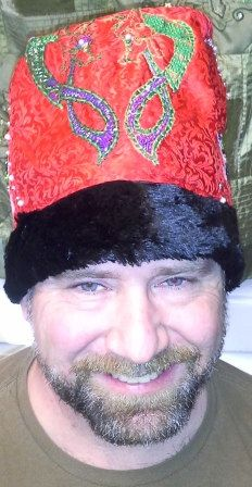 Custom Embroidered Russ/Viking Winter Hat by OmasAwesomeCloset, $99.00