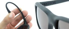 3D printed frames by protos eyewear