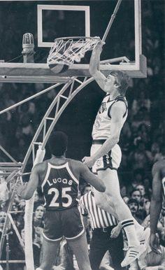 Dan Issel, ABA, Denver Nuggets