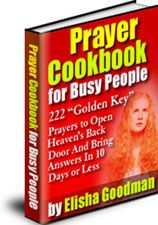 "Prayer Cookbook for Busy People - Elisha Goodman"" Be Blessed my friends Broken Marriage, Save My Marriage, Saving A Marriage, Marriage Advice, Prayer Line, Prayer Book, My Prayer, Daily Prayer, Elisha Goodman Prayer Points"