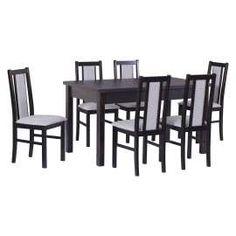Asztal szék komplett D17