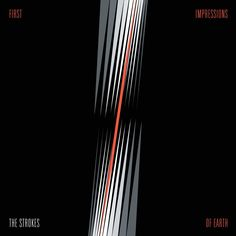 First Impressions of Earth is The Strokes' third studio album. David Kahne and Gordon Raphael produced the album, released through RCA Records. Interestingly, the album is band's Julian Casablancas, Lps, The Strokes Albums, Grateful Dead Music, Indie, Cool Album Covers, Band Wallpapers, Band Posters, Music Posters