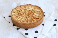 Appeltaart met mascarpone (+video) amandelmeel etc:)