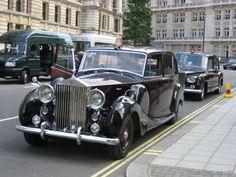 State Cars; H J Mulliner bodied 1950 Rolls Royce Royal Phantom IV (5.7 Litre Straight 8) & Rolls-Royce Phantom VI State Limousine