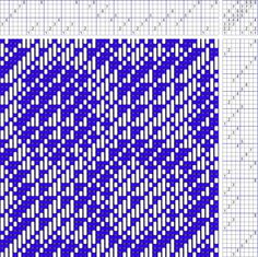 Network Twill http://www.mlhguild.org/wp-content/uploads/2013/02/8S-Networked-Drafted-Twill-1.jpg #weaving #network #twill