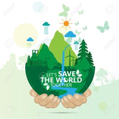 Find Environment stock images in HD and millions of other royalty-free stock photos, illustrations and vectors in the Shutterstock collection. Earth Day Facts, Earth Day Quotes, Go Green Posters, Save Water Poster Drawing, Earth Day Drawing, Environmental Posters, Earth Logo, Mailer Design, Save Our Earth
