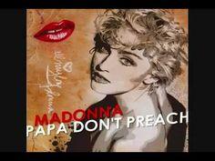 Madonna - Papa Don't Preach (Remix 2010)