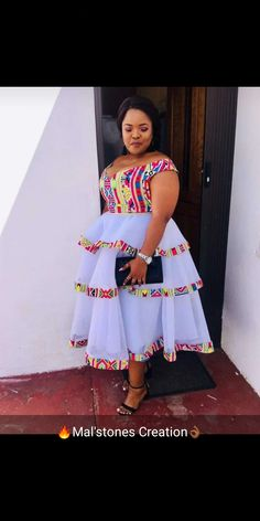 There are toons of Ankara styles for ladies trending in the year Picking the […] Shweshwe Dresses, African Maxi Dresses, Latest African Fashion Dresses, African Dresses For Women, African Print Fashion, African Attire, Ankara Fashion, Sepedi Traditional Dresses, African Traditional Wedding Dress