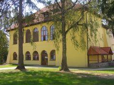 Slovakia, Stropkov - Manor-house