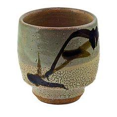 Hamada Shoji   stoneware Yunomi.