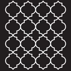 FolkArt Moroccan Tile Large Painting Stencils Stencil Flor, Stencil Diy, Stencil Designs, Stenciling, Floor Stencil, Stencil Painting On Walls, Large Painting, Tile Painting, Moroccan Stencil