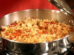 Mexican Rice recipe from Paula Deen via Food Network