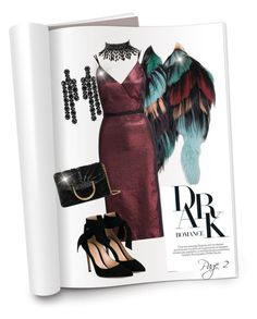 """""""""""Holiday Style Book""""...Page 2"""" by onesweetthing ❤ liked on Polyvore featuring Missoni, Cinq à Sept, Gianvito Rossi, STELLA McCARTNEY, Amrita Singh and Simone Rocha"""
