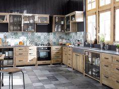 Ocho pasos para conseguir el 'look escandi' en la #cocina #nórdica