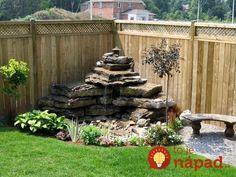 Nepotrebujete záhradného architekta: 17 nápadov, vďaka ktorým bude vaša záhrada najkrajšia v okolí!