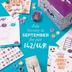 Get out of debt, spend time with your littles and stop always playing catch up with your bills.  Join Scentsy for 1/2 off this month only.  Click to request your info pack.