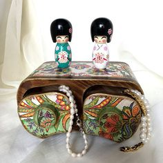 Special Box Jewelry Box Gift For Her Women's by ArtKaleydoskop2015