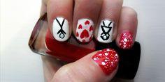 Nail art: Valentijnsdag!