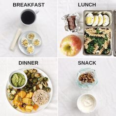 Recipes Meal Prep New meal plan with pasta 🍝 salad! Meal Prep Plans, Easy Meal Prep, Keto Meal Plan, Healthy Meal Prep, Healthy Snacks, Healthy Eating, Healthy Weight, Planning Menu, Diet Recipes
