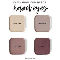 hacks every girl should know make up eyeshadows The Best Eyeshadows for Hazel Eyes Eyeshadow Green Eyes, Smokey Eyes, Best Eyeshadow, Colorful Eyeshadow, Colorful Makeup, Natural Eyeshadow, Maskcara Makeup, Maskcara Beauty, Makeup Tips