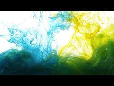 Ink Drops Splashing in 4K Resolution