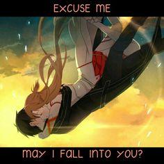 May i? 😊