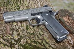 Christensen Arms Damascus Commander. The 1911 to end all 1911s.
