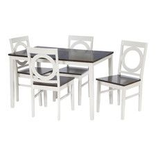 Janet 5 Piece Dining Set