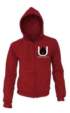 UA Pocket Crest Logo Zip-Up Hoodie