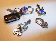 Carabinsi | Smart Multi-function Carabiners by Carabinsi — Kickstarter